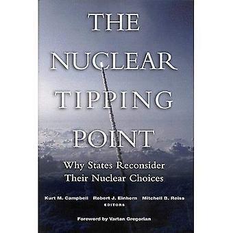 The Nuclear Tipping Point: Why States Reconsider Their� Nuclear Choices