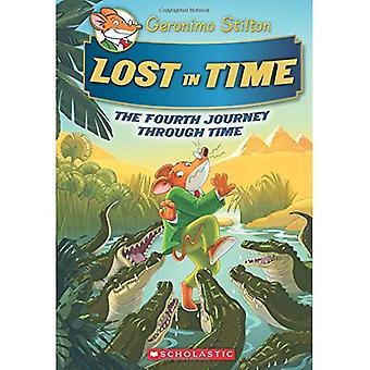 Perdido en el tiempo (Geronimo Stilton viaje en el tiempo #4) (Geronimo Stilton viaje en el tiempo)