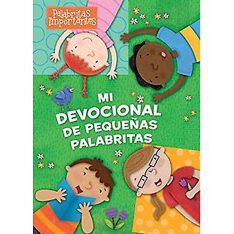 Mi Devocional de Peque itas Palabras [Board book]