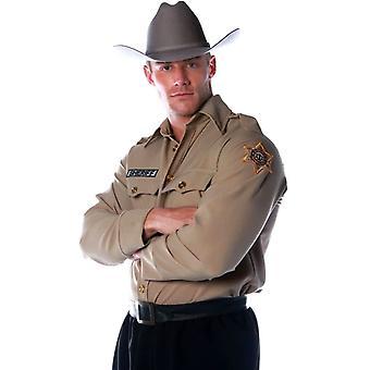 Sheriff Shirt Adult