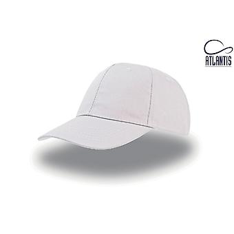 Atlantis Start 6 Panel Baseball Cap (Pack of 2)