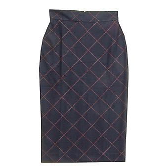 GERRY WEBER Skirt 710011 44047 Navy