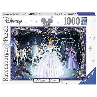 Ravensburger Disney Collectors Edition Cinderella 1000pc Jigsaw Puzzle