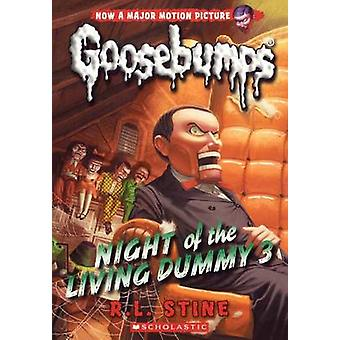 Night of the Living Dummy 3 by R L Stine - 9780606370677 Book