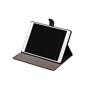 Bőr iPad Air 2 stand-ügyben