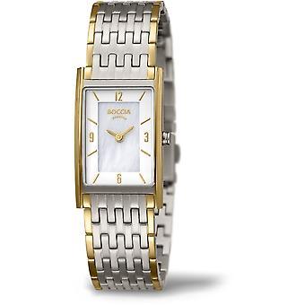 Boccia Titanium 3212-09 naisten Watch