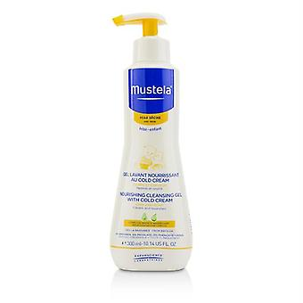 Nourishing Cleansing Gel With Cold Cream For Hair & Body - For Dry Skin - 300ml/10.14oz