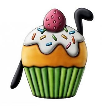 Magnet - Disney - D-Lish Treats Soft Touch Goofy Cupcake 25138