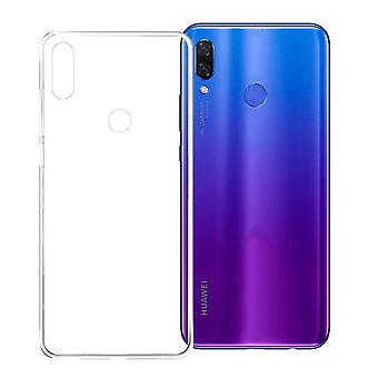 CoolSkin3T voor Huawei Honor Play - Nova 3 Transparant Wit