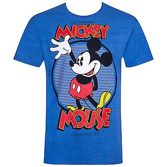 Mickey Mouse The Original Blue Tee Shirt