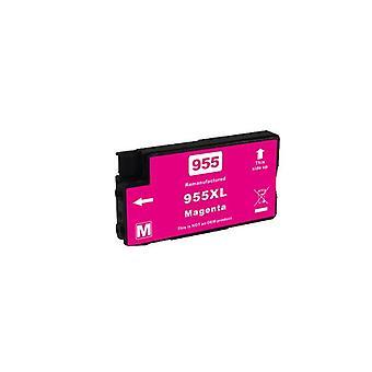 מחסנית הזרקת דיו מגנטה מתוצרת 955XL