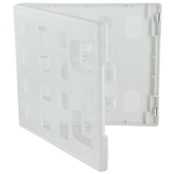 Official replacement nintendo 3ds retail game cartridge case - 2 pack white