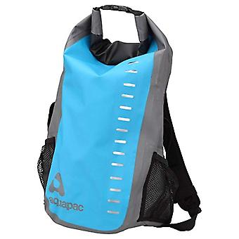 AQUAPAC Touch Trekking Backpack - 41 cm - 28 l - Multicolor (Blue/Black)