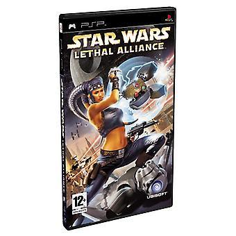 Star Wars Lethal Alliance (PSP) - Nouveau
