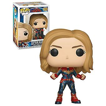 Captain Marvel (with chase) Pop! Vinyl