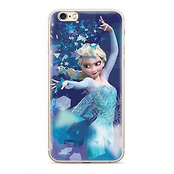 Disney Frozen 011 Hülle für Samsung G930 Galaxy S7, blau