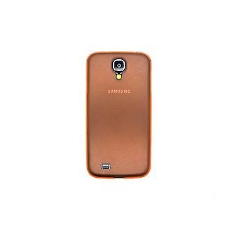 Galaxy S4 ultrathin shell protection cover orange