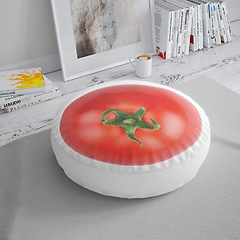 Meesoz podlahové vankúš-paradajka I