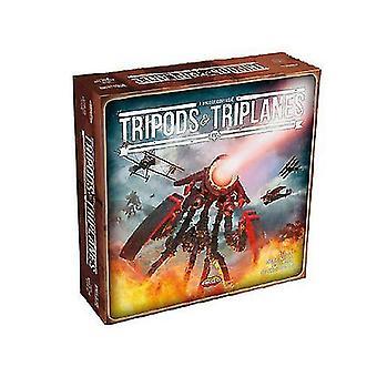 Wings of Glory Tripods & Triplanes Starter Set