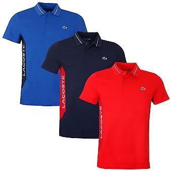 Lacoste Herren Aspirational Golf Polo Shirt
