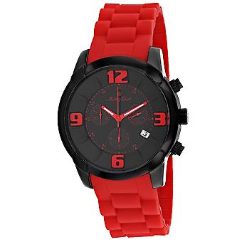 Mathey Tissot Men's Classic Black Dial Watch - H511CHR