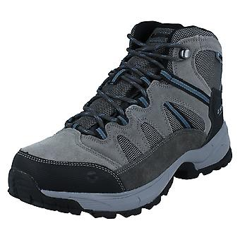 Mens Hi-Tec Waterproof Walking Boots Bandera Lite WP
