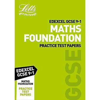 Grade 91 GCSE Maths Foundation Edexcel Practice Test Papers