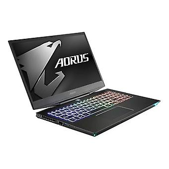 Gamingowy komputer przenośny Gigabyte Aorus15 XA-7 15,6