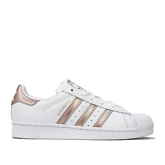 Cg5463 Womens Superstar TrainersWomens adidas Originals Superstar Trainers In