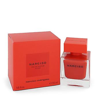 Narciso rodriguez rouge eau de parfum spray بواسطة narciso rodriguez 545218 50 ml