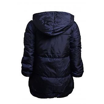 Girl's Billieblush Girls Billieblush Navy Puffer Jacket