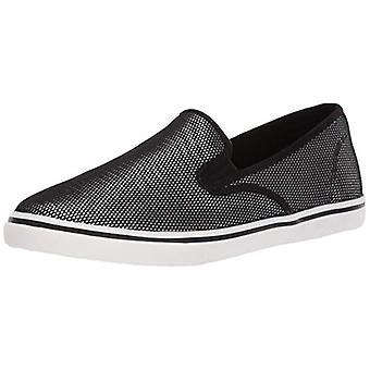 Slip van de Top van de stof van het Ralph Lauren Womens Janis de lage op Fashion Sneakers