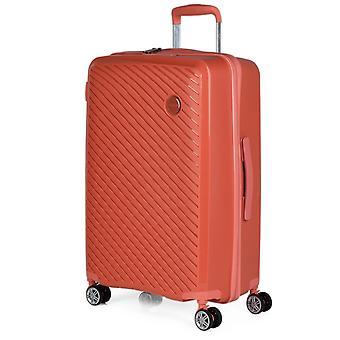 Trolley koffer 65 cm middelgrote Itaca Handtekening