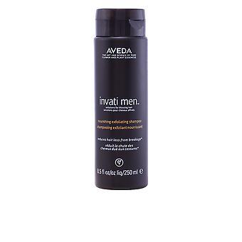 Aveda Invati Men Exfoliating Shampoo Retail 250 Ml For Men