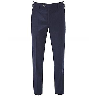MMX Slim Fit Cashmere Blend Lupus Trousers