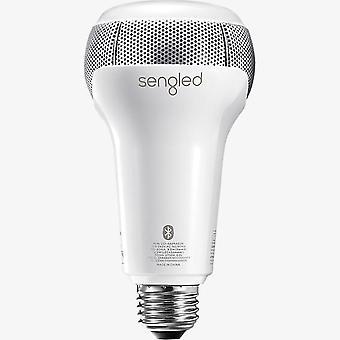 Lâmpada LED Solo de Pulso Engled com Alto-Falantes Bluetooth JBL-White do Canal Duplo