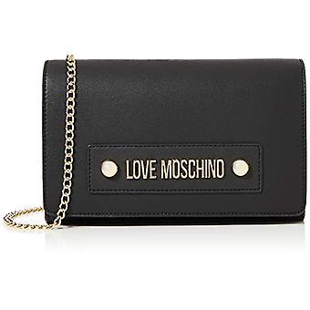 Love Moschino Jc4045pp1st Black Women's Bucket Bag (Noir) 13x25x25 cm (W x H x L)