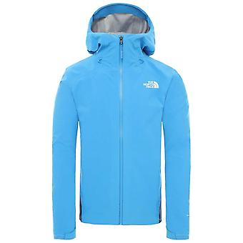 La giacca North Face Clear Lake Blue Mens Apex Flex DryVent