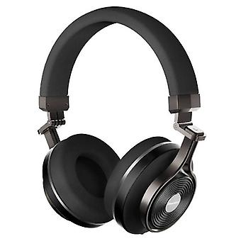 Bluedio Original Bluedio Turbine 3 T3 Wireless Wireless Over Ear Headphones Headphones Bluetooth 4.1 Black
