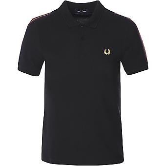 Fred Perry Taped Shoulder Polo Shirt M8544 102