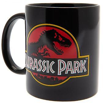 Jurassic Park logo mok