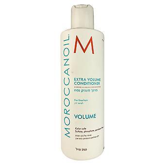 Moroccanoil extra volume conditioner 8.45 oz 250 ml