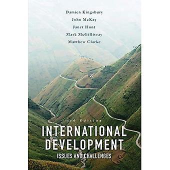 Rozwoju międzynarodowego: Problemy i wyzwania