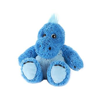 Warmies Plush Dinosaur Blue