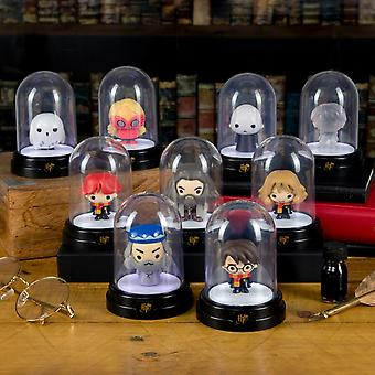 Harry Potter Globos de Nieve Magic Glitter 4 Para Recoger Hermione Dumbledore Hagrid
