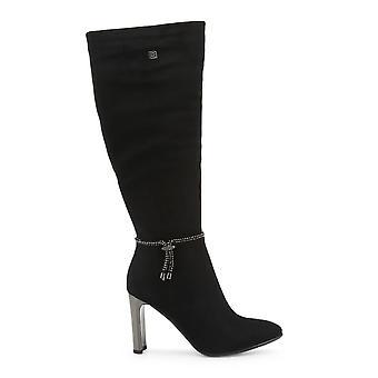 Laura Biagiotti Original Women Fall/Winter Boot - Black Color 36913