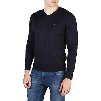 Tommy Hilfiger Original Men All Year Sweater - Black Color 40602