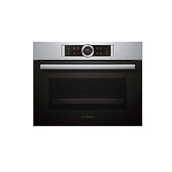 Multipurpose oven bosch cbg633ns3 47 l 2990w a+ black
