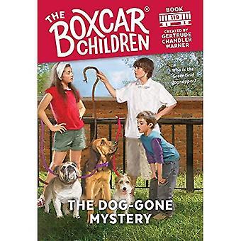 Hund gået mysteriet (Boxcar børn)