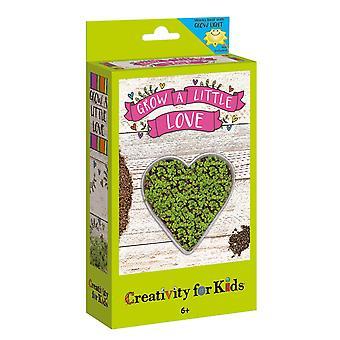 Creativity for Kids 6124 «pousser un peu d'amour Kit de culture